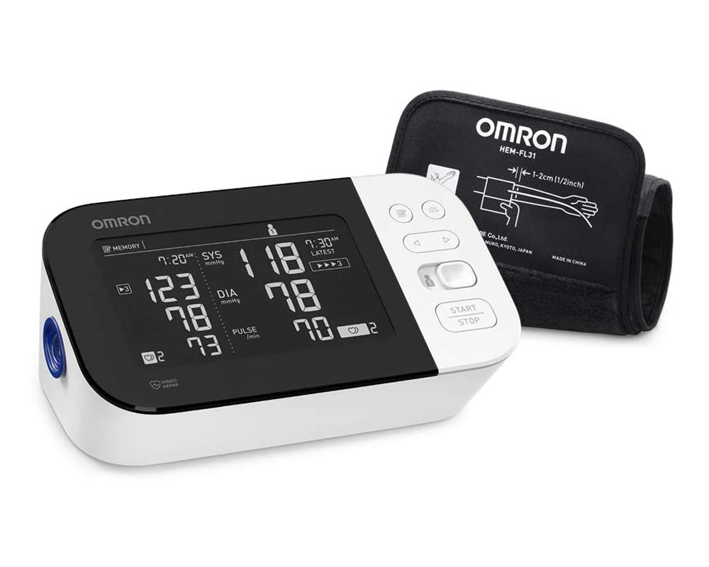 Best Blood Pressure Monitor For Large Arms 2021