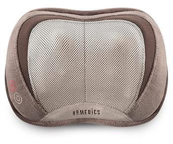 Homedics 3D Shiatsu Best Neck Massager for Migraines