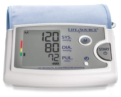 LifeSource-Upper-Arm-Blood-Pressure-Monitor-with-Extra-Large-Cuff