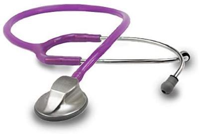615FV Adscope 615 Platinum Sculpted Clinician Stethoscope