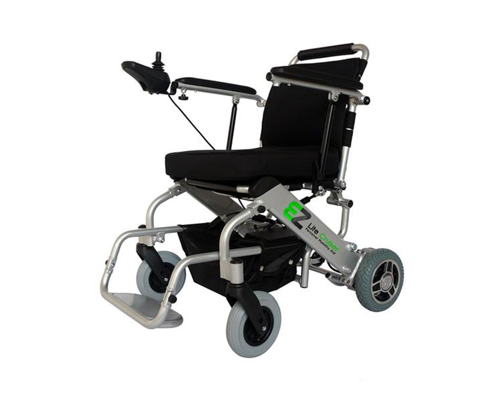 Ez Lite Lightest Electric Wheelchair