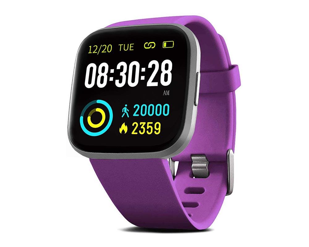 FITVII Health Fitness Smart Watch that measure blood pressure