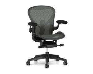 Best Office Chair for Sciatica Herman Miller Aeron