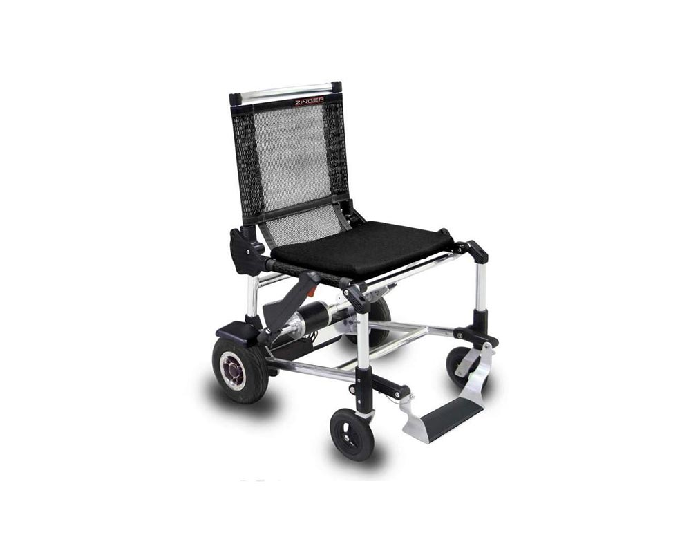 Zinger Lightest Electric Wheelchair