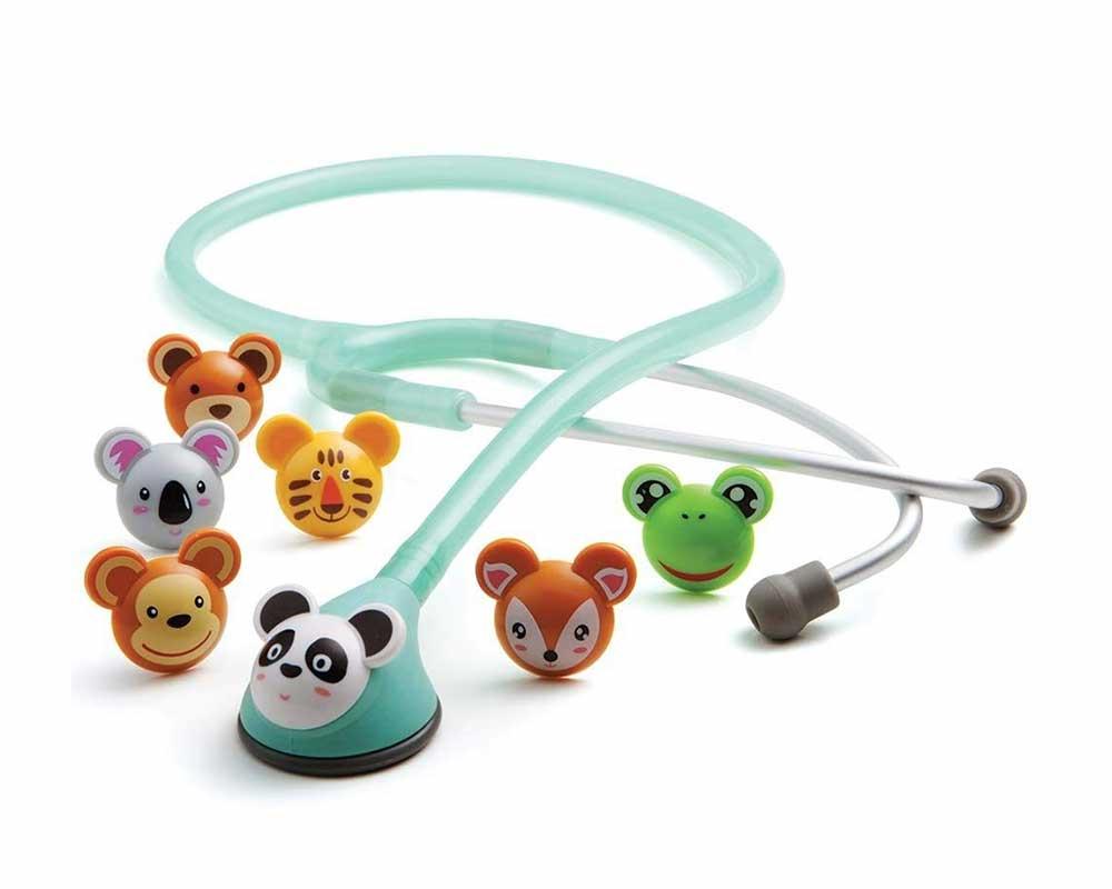 Best Pediatric Stethoscope Adscope Adimals 618