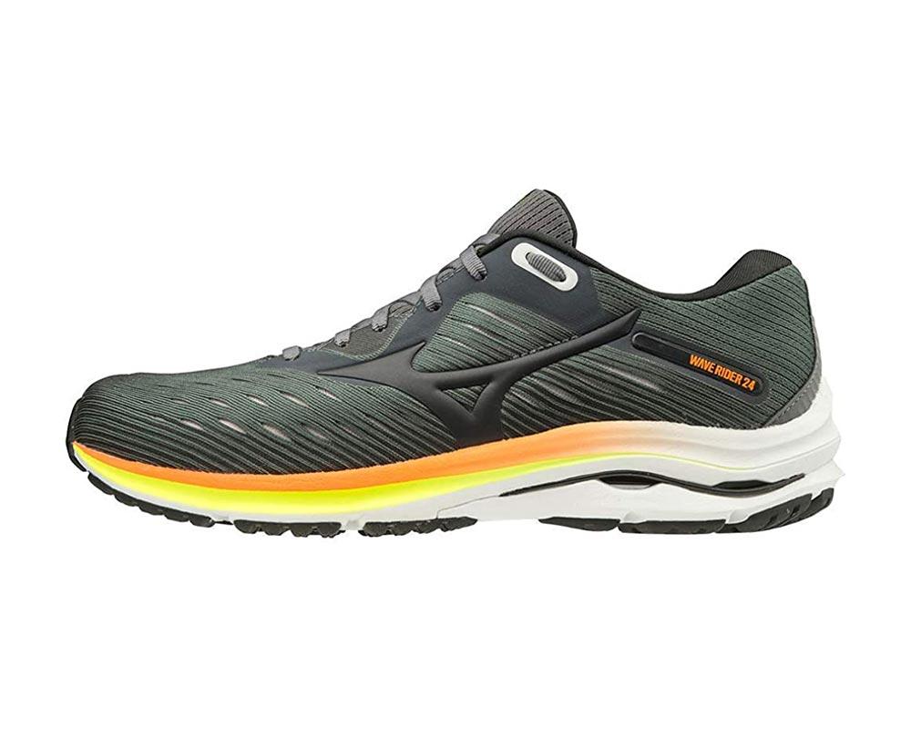 Best Running Shoes for Achilles Tendonitis Mizuno Wave Rider 24