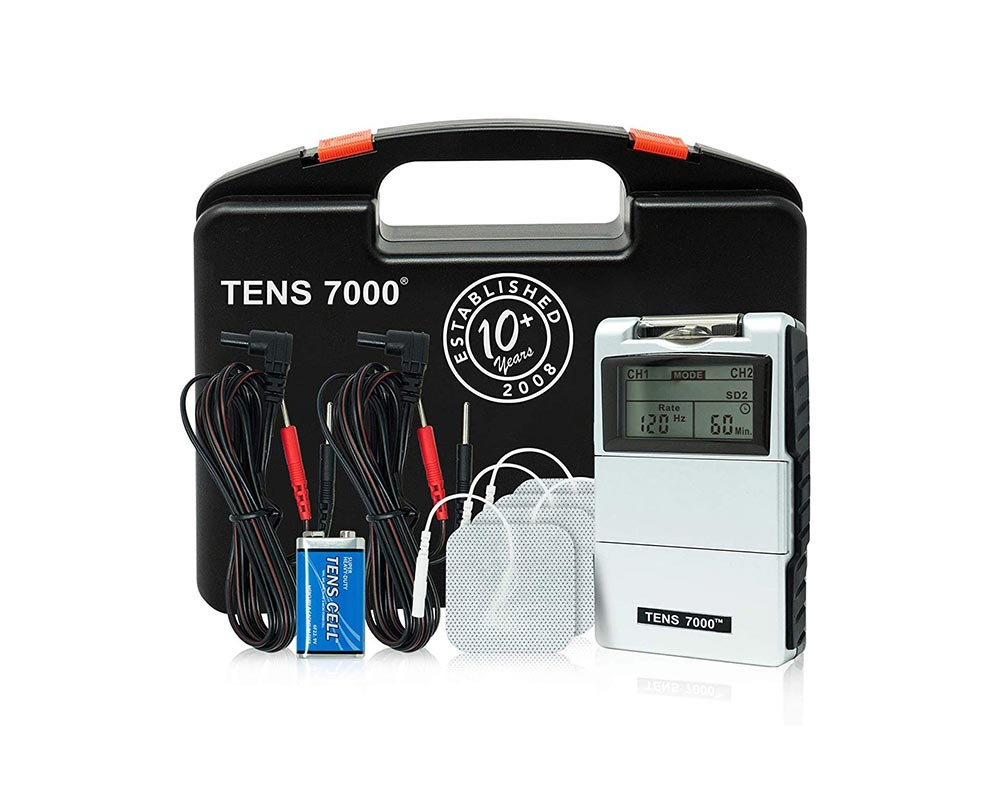 Best TENS Unit for Back Pain 7000 Digital